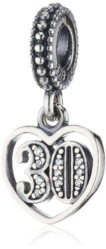 パンドラ ブレスレット アクセサリー ブランド かわいい 【送料無料】PANDORA 30 Years of Love in 791287CZパンドラ ブレスレット アクセサリー ブランド かわいい