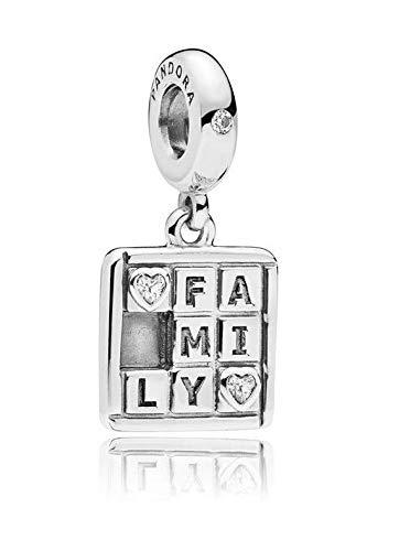 パンドラ ブレスレット アクセサリー ブランド かわいい Pandora Family Game Night Dangle Charm 797626CZパンドラ ブレスレット アクセサリー ブランド かわいい