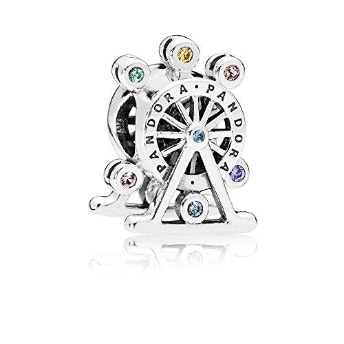 パンドラ ブレスレット アクセサリー ブランド かわいい Pandora Ferris Wheel Charm 797199NLCMXパンドラ ブレスレット アクセサリー ブランド かわいい