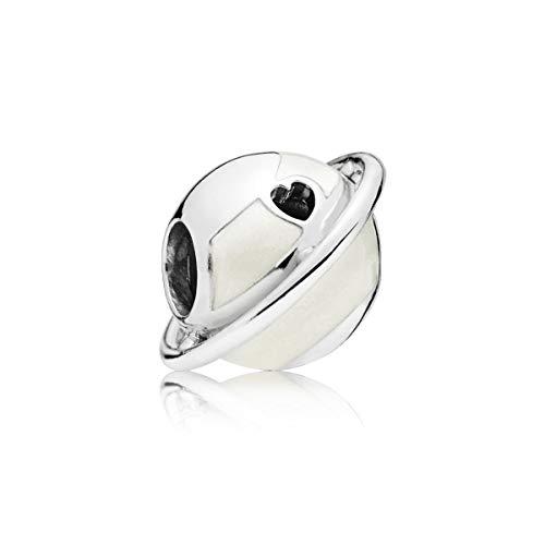 パンドラ ブレスレット アクセサリー ブランド かわいい PANDORA Planet Love Silver Enamel 925 Sterling Silver Charm - 797748EN23パンドラ ブレスレット アクセサリー ブランド かわいい