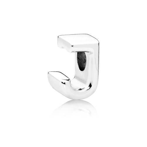 パンドラ ブレスレット アクセサリー ブランド かわいい PANDORA Letter J Charmパンドラ ブレスレット アクセサリー ブランド かわいい