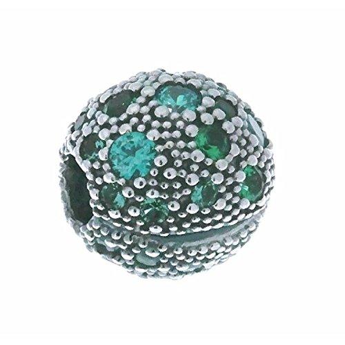 パンドラ ブレスレット アクセサリー ブランド かわいい 【送料無料】Pandora Sterling Silver Cosmic Stars Multi-Colored Charm 791286MCZMXパンドラ ブレスレット アクセサリー ブランド かわいい