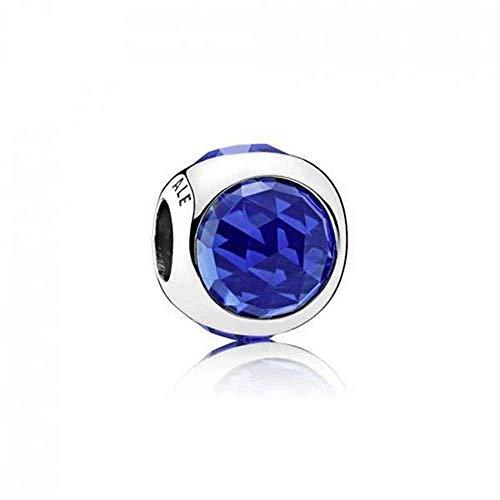 パンドラ ブレスレット アクセサリー ブランド かわいい Pandora Bead 792095NCB Woman Drop Radiant Royal Blueパンドラ ブレスレット アクセサリー ブランド かわいい
