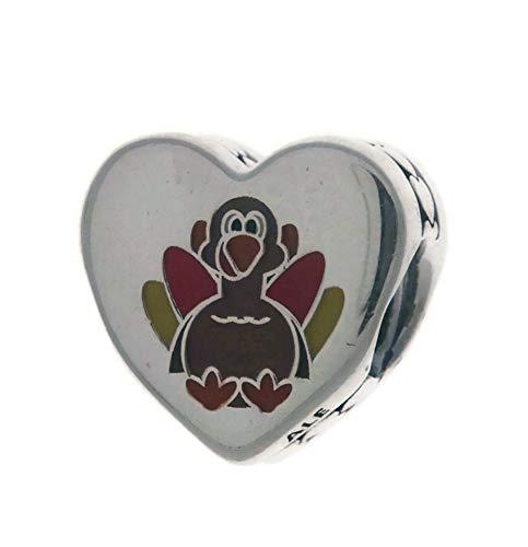 パンドラ ブレスレット アクセサリー ブランド かわいい PANDORA Thankful You 925 Sterling Silver Charm - ENG792015_10パンドラ ブレスレット アクセサリー ブランド かわいい