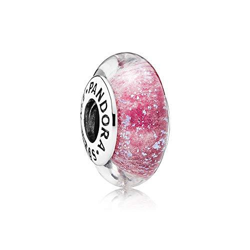 パンドラ ブレスレット アクセサリー ブランド かわいい Pandora Sterling Silver Disney's Anna Signature Color Charm 791645パンドラ ブレスレット アクセサリー ブランド かわいい