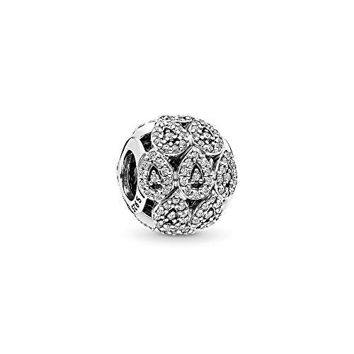 パンドラ ブレスレット アクセサリー ブランド かわいい 【送料無料】Pandora Jewelry Glittering Shapes Cubic Zirconia Charm in Sterling Silverパンドラ ブレスレット アクセサリー ブランド かわいい