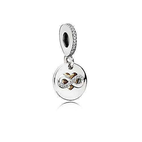 パンドラ ブレスレット アクセサリー ブランド かわいい Pandora Heart of Infinity Dangle Charm 796200CZパンドラ ブレスレット アクセサリー ブランド かわいい