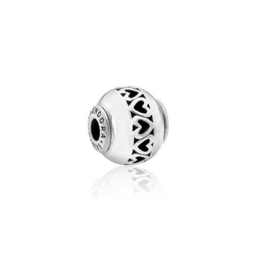 パンドラ ブレスレット アクセサリー ブランド かわいい Pandora Sterling Silver Love Charm 796070パンドラ ブレスレット アクセサリー ブランド かわいい