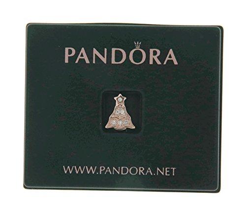 パンドラ ブレスレット アクセサリー ブランド かわいい PANDORA Twinkling Christmas Tree Petite Locket Insert (NOT Charm), PANDORA Rose & Clear CZ 786399CZパンドラ ブレスレット アクセサリー ブランド かわいい