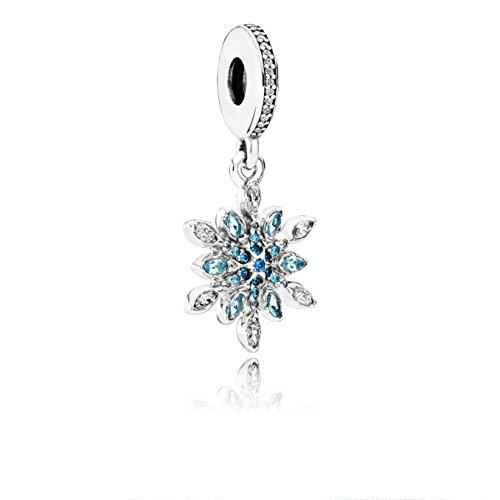 パンドラ ブレスレット アクセサリー ブランド かわいい 【送料無料】Pandora 791761nblmx Crystallized Snowflake Dangle Charmパンドラ ブレスレット アクセサリー ブランド かわいい