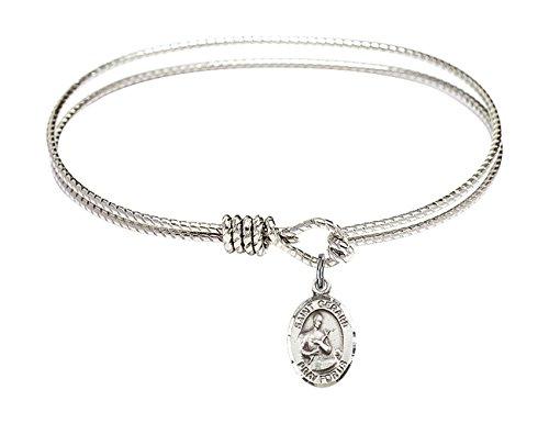 Bonyak Jewelry Sterling Silver Heart w//Wings Charm