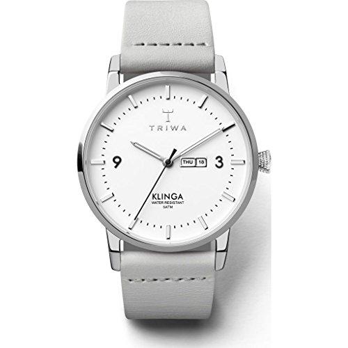 トリワ 腕時計 メンズ 北欧 ヨーロッパ 【送料無料】Triwa Snow Klinga Watch   Light Grayトリワ 腕時計 メンズ 北欧 ヨーロッパ