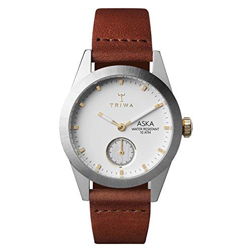 トリワ 腕時計 レディース 北欧 ヨーロッパ 【送料無料】Triwa Snow Aska Watch - Brown Classicトリワ 腕時計 レディース 北欧 ヨーロッパ