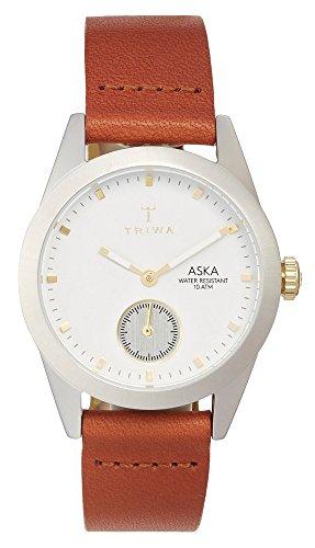 トリワ 腕時計 レディース 北欧 ヨーロッパ 【送料無料】Triwa Aska Leather Strap Women's Watch AKST102SS010212トリワ 腕時計 レディース 北欧 ヨーロッパ