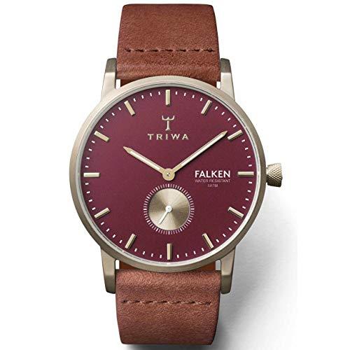 トリワ 腕時計 レディース 北欧 ヨーロッパ Triwa Ruby Falken Classic Watch | Brownトリワ 腕時計 レディース 北欧 ヨーロッパ