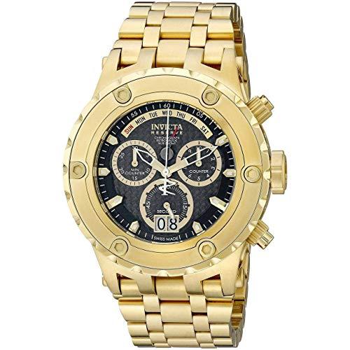 インヴィクタ インビクタ サブアクア 腕時計 メンズ 【送料無料】Invicta Men's 14468 Subaqua Quartz Chronograph Black Dial Watch.インヴィクタ インビクタ サブアクア 腕時計 メンズ