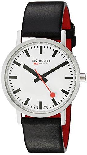 モンディーン 北欧 スイス 腕時計 メンズ 【送料無料】Mondaine Men's A660.30314.16SBB Quartz Classic Leather Band Watchモンディーン 北欧 スイス 腕時計 メンズ