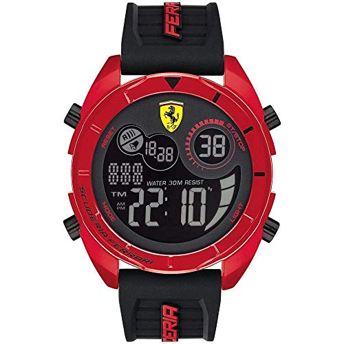 フェラーリ 腕時計 メンズ 【送料無料】Scuderia Ferrari Forza Watch 0830549フェラーリ 腕時計 メンズ