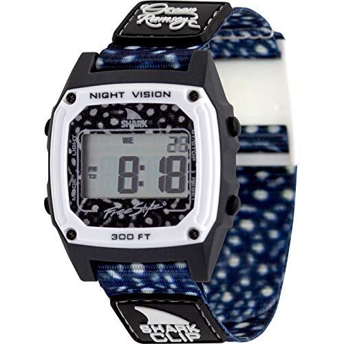 フリースタイル 腕時計 メンズ アウトドアウォッチ特集 【送料無料】Freestyle Ocean Ramsey Signature Shark Classic Clip Whale Sharks Unisex Watch FS101054フリースタイル 腕時計 メンズ アウトドアウォッチ特集