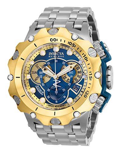 インヴィクタ インビクタ リザーブ 腕時計 メンズ Invicta Men's Reserve Quartz Watch with Stainless Steel Strap, Silver, 31 (Model: 27789)インヴィクタ インビクタ リザーブ 腕時計 メンズ