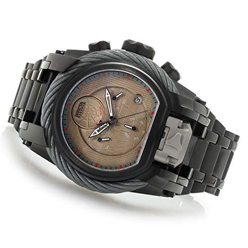 インヴィクタ インビクタ リザーブ 腕時計 メンズ Invicta Reserve Star Wars Men's 52mm Bolt Zeus Magnum Ltd Ed Swiss Quartz Chronograph Bracelet Watch (Model: 26218)インヴィクタ インビクタ リザーブ 腕時計 メンズ