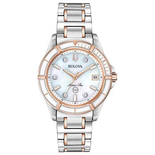 ブローバ 腕時計 レディース 【送料無料】Bulova Dress Watch (Model: 98P187)ブローバ 腕時計 レディース