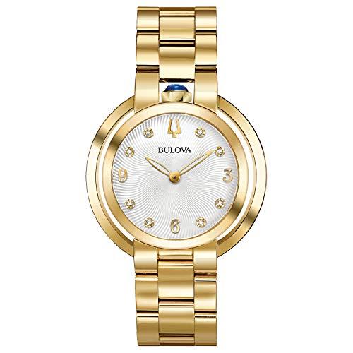ブローバ 腕時計 レディース 【送料無料】Bulova Dress Watch (Model: 97P125)ブローバ 腕時計 レディース