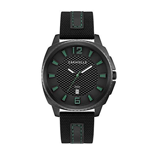ブローバ 腕時計 メンズ Caravelle by Bulova Dress Watch (Model: 45B155)ブローバ 腕時計 メンズ
