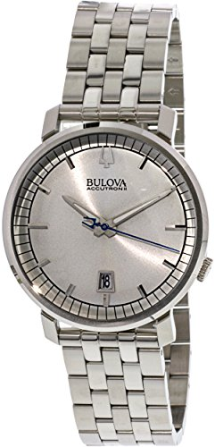 ブローバ 腕時計 メンズ Bulova Men's Accutron II 96X128 Silver Stainless-Steel Quartz Watchブローバ 腕時計 メンズ