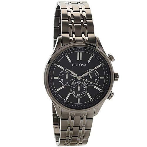 腕時計 ブローバ メンズ 【送料無料】Bulova Gunmetal Chronograph Mens Watch 98A217腕時計 ブローバ メンズ