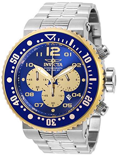 インヴィクタ インビクタ プロダイバー 腕時計 メンズ 【送料無料】Invicta Men's Pro Diver Quartz Watch with Stainless Steel Strap, Silver, 29.8 (Model: 29760)インヴィクタ インビクタ プロダイバー 腕時計 メンズ