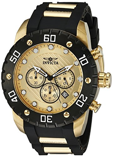 インヴィクタ インビクタ プロダイバー 腕時計 メンズ 【送料無料】Invicta Men's 20279 Pro Diver Analog Display Japanese Quartz Two Tone Watchインヴィクタ インビクタ プロダイバー 腕時計 メンズ