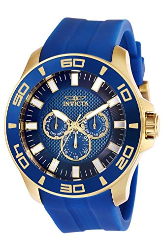 インヴィクタ インビクタ プロダイバー 腕時計 メンズ Invicta Men's Pro Diver Stainless Steel Quartz Watch with Silicone Strap, Blue, 26 (Model: 28002)インヴィクタ インビクタ プロダイバー 腕時計 メンズ