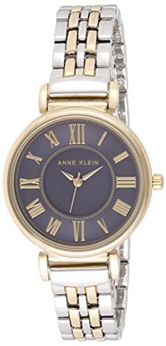 アンクライン 腕時計 レディース 【送料無料】Anne Klein Women's AK/2159NVTT Two-Tone Bracelet Watchアンクライン 腕時計 レディース
