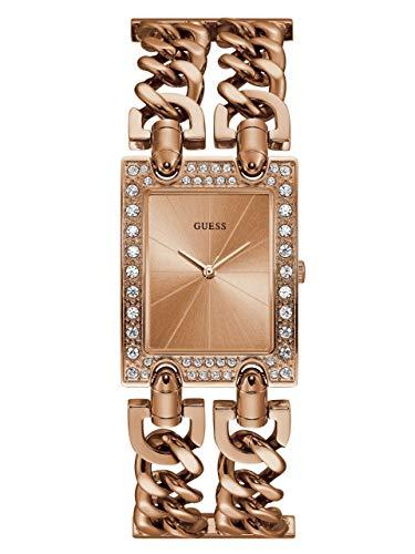 【即納】【送料無料】【当店1年保証】ゲスGUESS レディース腕時計 U1121L3 ローズゴールド ケースサイズ36x28mm