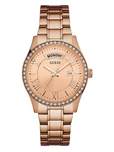 ゲス GUESS 腕時計 レディース GUESS Factory Women's Rose Gold-Tone Dress Watchゲス GUESS 腕時計 レディース