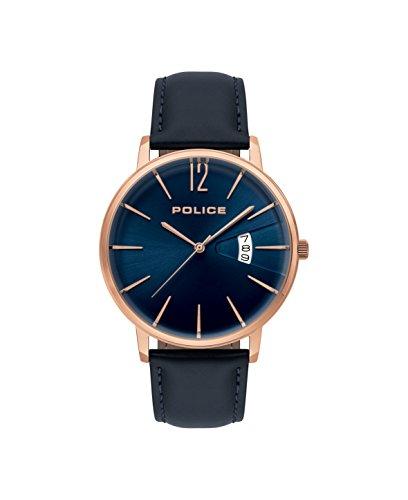 ポリス 腕時計 メンズ Police 15307JSR-03 Mens Virtue Watchポリス 腕時計 メンズ