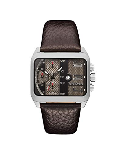ポリス 腕時計 メンズ Mens Police Homerton Watch 15528JS/02ポリス 腕時計 メンズ