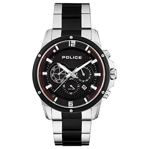 腕時計 ポリス メンズ 【送料無料】Mens Police Shandon Watch 15525JSTB/02M腕時計 ポリス メンズ