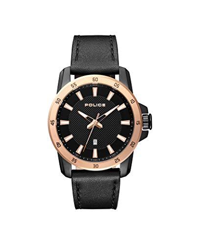 ポリス 腕時計 メンズ Mens Police Tromso Watch 15526JSBR/02ポリス 腕時計 メンズ