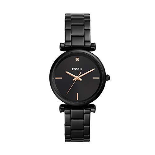 腕時計 フォッシル レディース 【送料無料】Fossil Womens Analogue Quartz Watch with Stainless Steel Strap ES4442腕時計 フォッシル レディース
