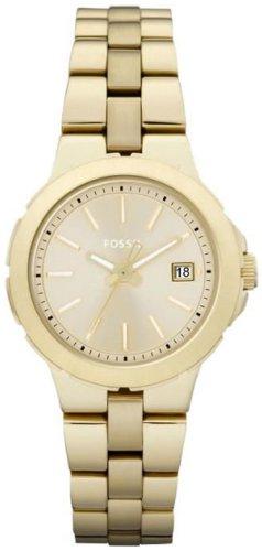 フォッシル 腕時計 レディース Fossil Sylvia 3-Hand with Date Women's watch #AM4408フォッシル 腕時計 レディース