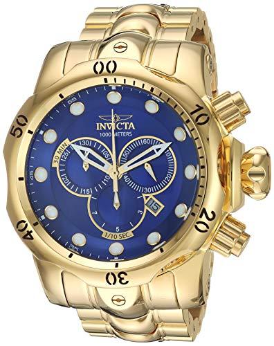 インヴィクタ インビクタ ベノム 腕時計 メンズ 【送料無料】Invicta Men's Venom Quartz Stainless-Steel Strap, Gold, 25.9 Casual Watch (Model: 14504)インヴィクタ インビクタ ベノム 腕時計 メンズ