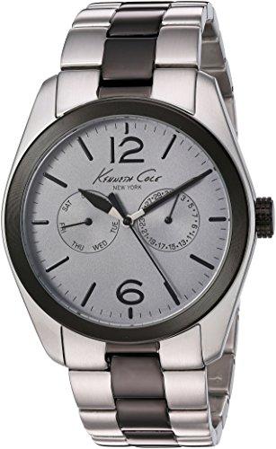 腕時計 ケネスコール・ニューヨーク Kenneth Cole New York メンズ 【送料無料】Kenneth Cole New York Men's KC9365 Classic Analog Display Japanese Quartz Silver Watch腕時計 ケネスコール・ニューヨーク Kenneth Cole New York メンズ