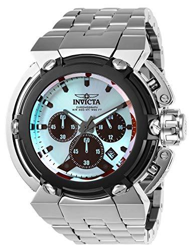 インヴィクタ インビクタ フォース 腕時計 メンズ 【送料無料】Invicta Men's Coalition Forces Quartz Watch with Stainless Steel Strap, Silver, 35.7 (Model: 25438)インヴィクタ インビクタ フォース 腕時計 メンズ