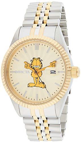 インヴィクタ インビクタ 腕時計 メンズ Invicta Men's Character Collection Quartz Watch with Stainless-Steel Strap, Two Tone, 20 (Model: 24874)インヴィクタ インビクタ 腕時計 メンズ