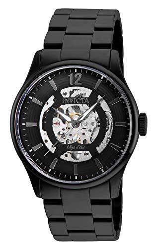 インヴィクタ インビクタ 腕時計 メンズ Invicta Objet D Art Automatic Black Dial Men's Watch 27574インヴィクタ インビクタ 腕時計 メンズ