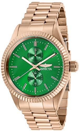 インヴィクタ インビクタ 腕時計 メンズ Invicta Men's Specialty Quartz Watch with Stainless Steel Strap, Rose Gold, 22 (Model: 29434)インヴィクタ インビクタ 腕時計 メンズ