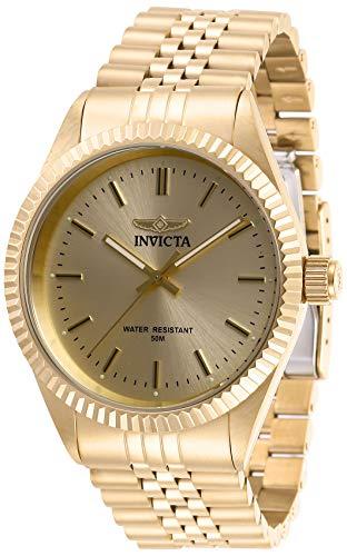 インヴィクタ インビクタ 腕時計 メンズ 【送料無料】Invicta Specialty Gold Dial Men's Watch 29388インヴィクタ インビクタ 腕時計 メンズ