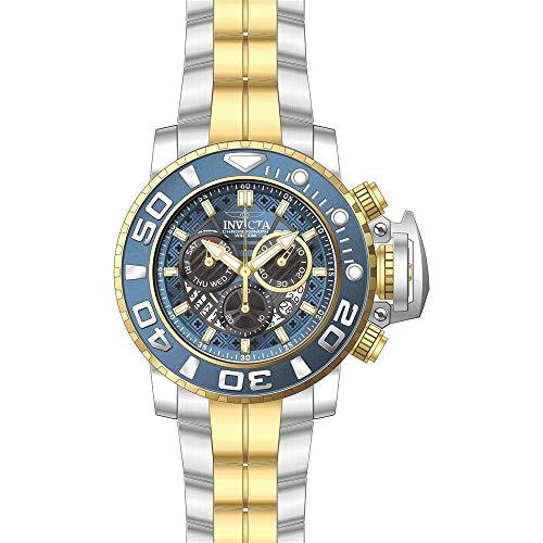 インヴィクタ インビクタ 腕時計 メンズ 【送料無料】Invicta Men's 22133 Sea Hunter Quartz Chronograph Blue, Black Dial Watchインヴィクタ インビクタ 腕時計 メンズ